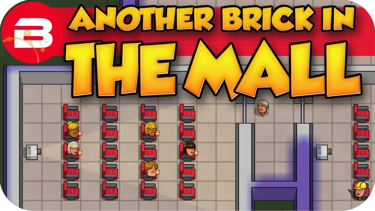 Another Brick In The Mall Gameplay Cinema Complex Lets Play Another Brick In The Mall Beta