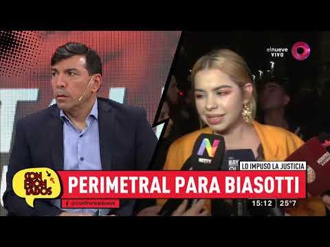 Anna Chiara del Boca logró una medida cautelar de la Justicia