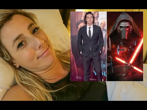 REAL TALK: HOW HOT IS KYLO REN?! (VLOG #43)