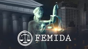 Femida [Gameplay, PC]