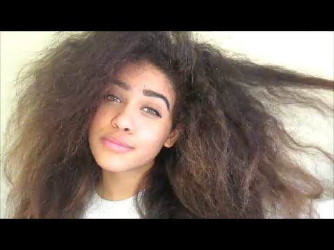 how to take care of curly hair curly hair routine youtube