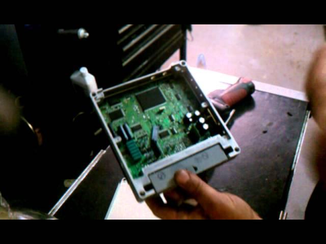 P0505 NISSAN Idle Air Control Valve