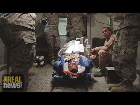 The Untold Story of American Soldiers Wounded in Afghanistan