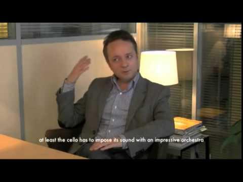 """Marc Monnet  """"Sans mouvement, sans monde """"Interview Marc Coppey"""