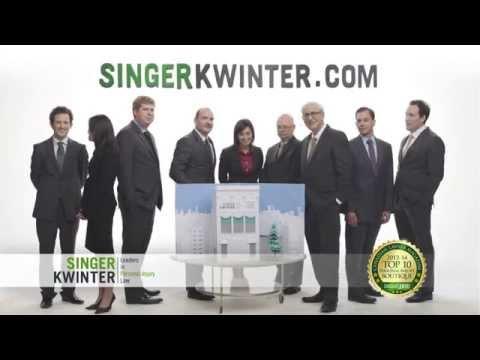 Singer Kwinter Ad