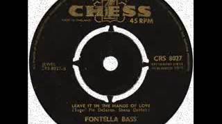 Fontella Bass - Leave it in the Hands of Love