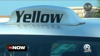Yellow Cab taxi drivers asking company for help