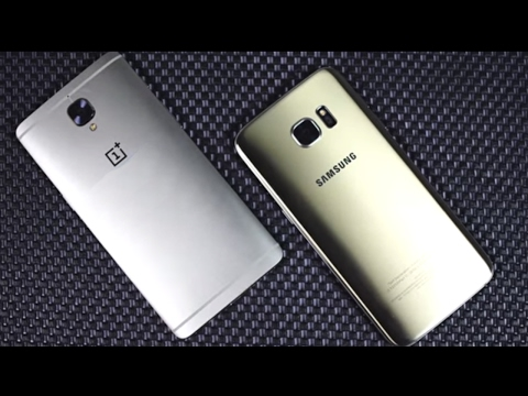 Samsung S7 Edge VS Oneplus 3T Speed Test (Exynos 8890 vs Snapdragon 821)