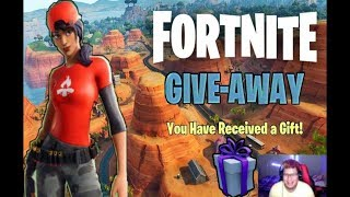 Live Fortnite Giveaway AUJOURD'HUI ( SUB-LIKE )