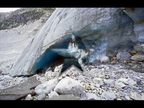 Glacial Erosion Landforms - YouTube