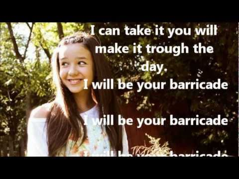 Maddi Jane - Barricade Lyrics HQ