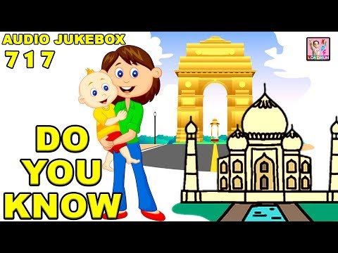 General Knowledge For Kids | Things You Want To Know | Learn Something New | Kids Lokdhun |