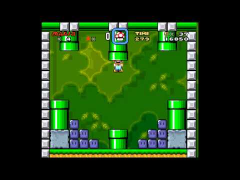 Another Rom Hack Grab Block Troubles