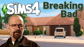 Sims 4 | Breaking Bad | Walter White's House | Stop Motion | Speed Build