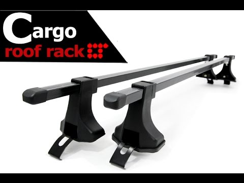Universal Roof Rack Crossbar Installation Guide by LT Sport CB-BU-4D
