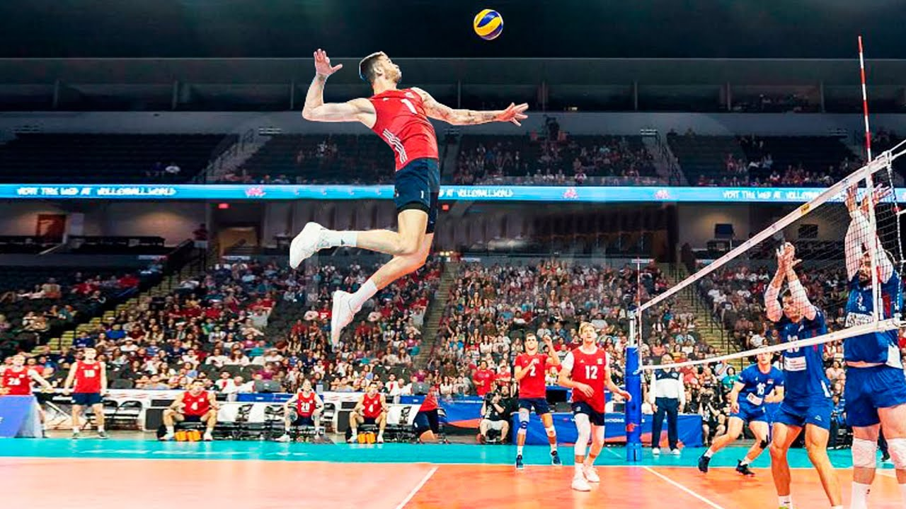 Matthew Anderson Top 30 Plays of his Career | USA Volleyball