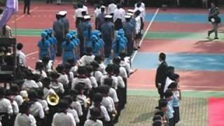 馬錦明慈善基金馬可賓紀念中學2010年5月20日畢業匯操2