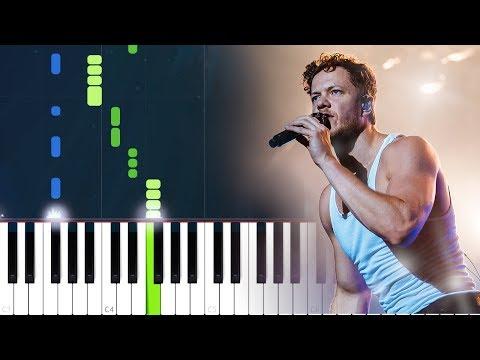 "Imagine Dragons - ""Zero"" Piano Tutorial"