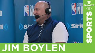 Bulls Coach Jim Boylen Doesn't Think Old School is Bad