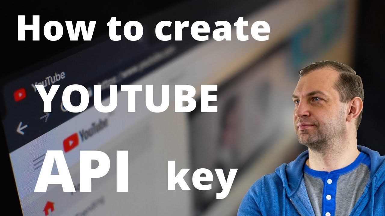 How to get Youtube API key  |  step by step | 2020