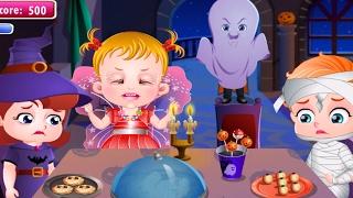 Baby Hazel Halloween Party - Baby Hazel Gameplay Kids Children