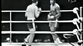 You threw a lucky punch Gene chandler