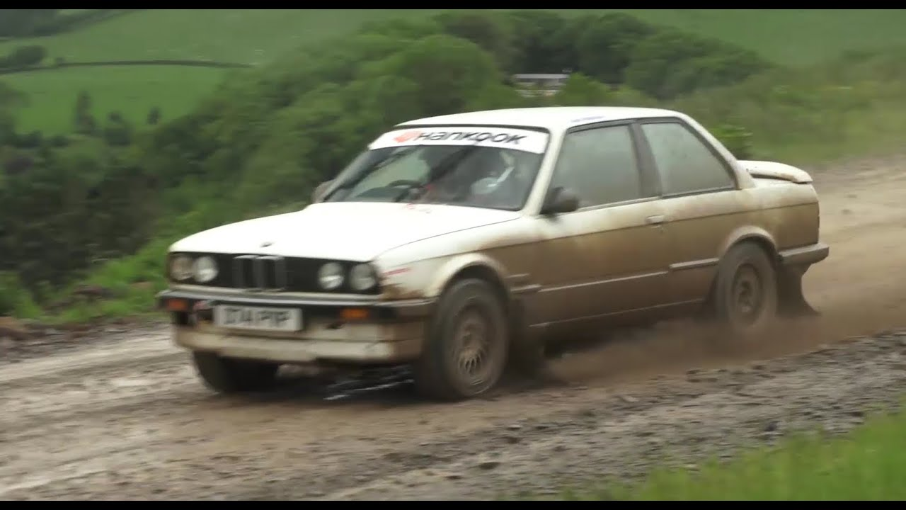 Cheap oversteer The BMW 325i rally test day A shambles  CHRIS