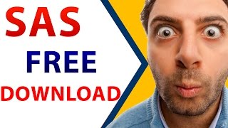 how to download install sas software free