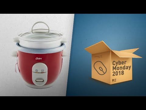 Save Big On Oster 6-Cup Rice Cooker With Steamer / Cyber Monday 2018 | Cyber Monday Guide