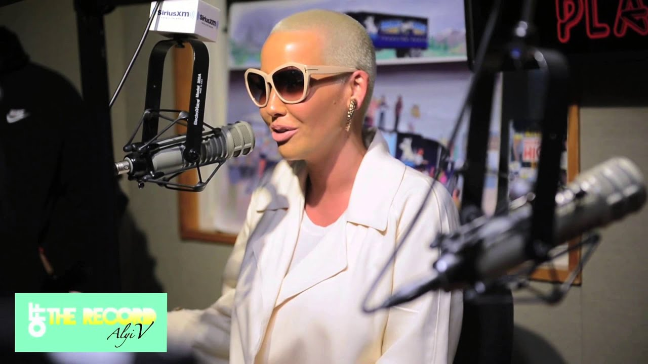 Amber Rose talks straddling Doug Christie in Sister Code and