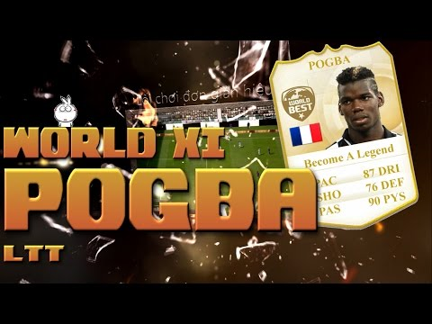 Kênh LTT | Review Paul Pogba WB - FIFA Online 3