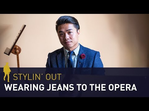 WHAT TO WEAR TO THE OPERA | Men's Smart Casual Style