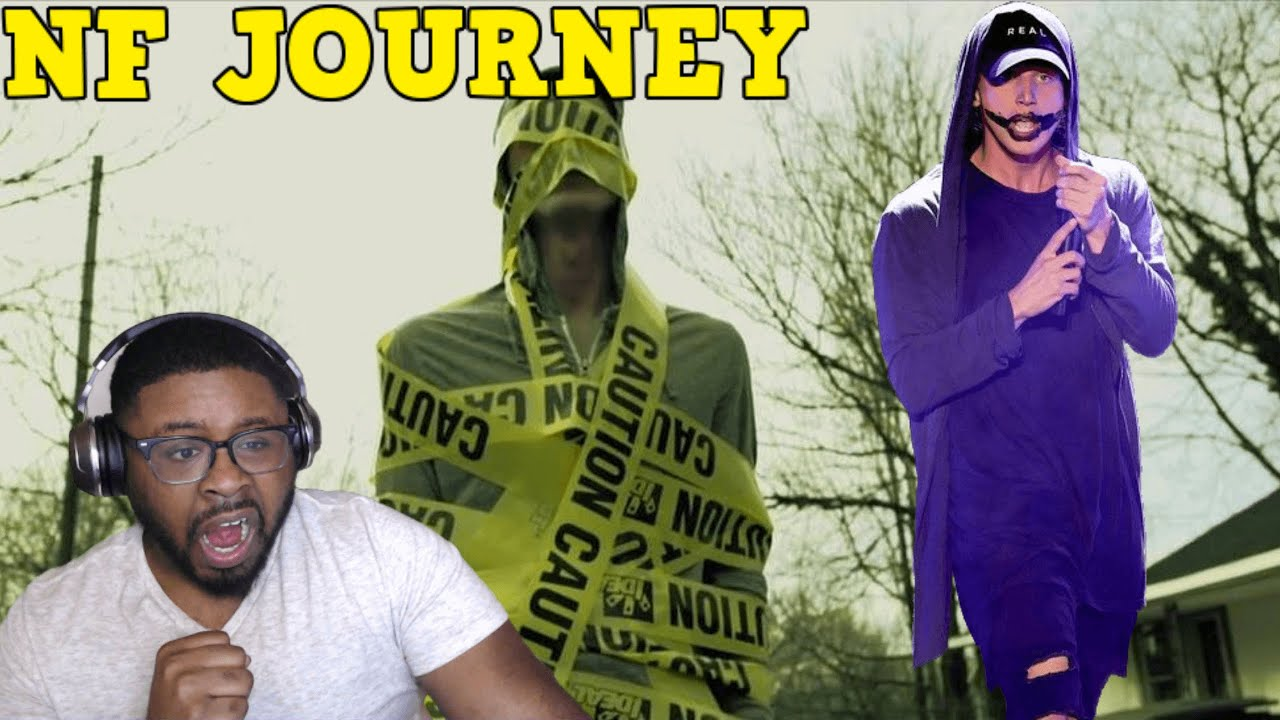 ?NF - INTRO FIRST REACTION | THE JOURNEY BEGINS