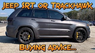 Thinking about buying a Trackhawk? Watch this first #JeepSRT #Trackhawk