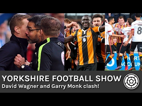 Wagner & Monk clash! | Yorkshire Football Show
