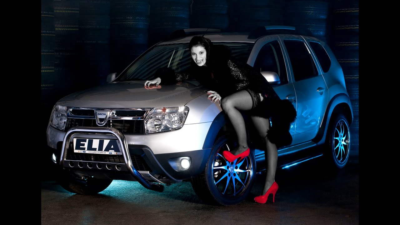 DACIA - How to install interior LED within 5 minues on