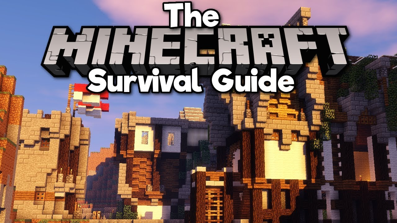 Shaders Tour! ▫ The Minecraft Survival Guide (Tutorial Lets Play) [Part 50]