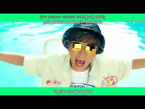 Turbo - Hot Sugar (뜨거운 설탕) MV [English subs + Romanization + Hangul] HD