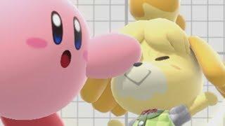 Super Smash Bros Ultimate Isabelle Boop