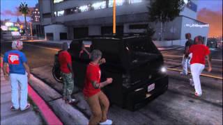 GTA V-The Jojo Story