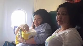 Baby Prematurely Born Mid-Flight Gets Free Plane Rides For Life