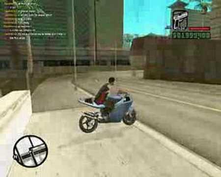 GTA San Andreas Bike Stunts (Video 4)