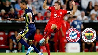 Triple-Müller and Sixpack take FCB to the Final | FC Bayern vs. Fenerbahce 6-1 | Highlights Audi Cup