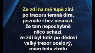 Karel Gott - Trezor (karaoke z www.karaoke-zabava.cz)