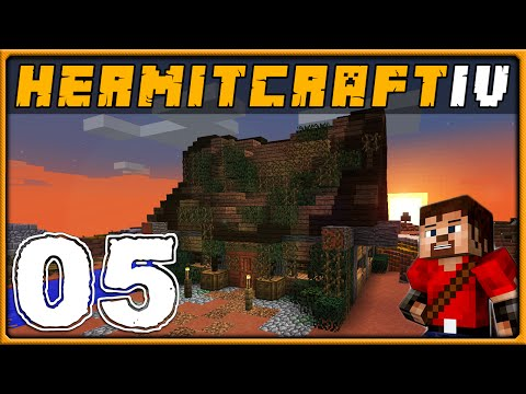 Hermitcraft 4   Minecraft Survival 1.9   Episode 5 - Lumberjack Log Shop!