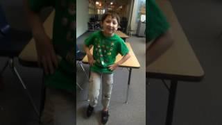 Kid rost teacher lol