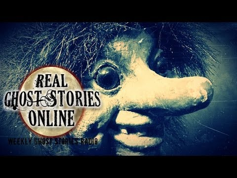 Real Ghost Stories: Evil Trolls?