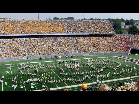 Time Outs and Short Ditties: WVU Marching Band Tunes (2018) | WVU
