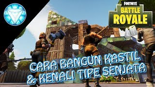 TUTORIAL BIAR JAGO MAIN FORTNITE!! - FortNite Battle Royale Indonesia