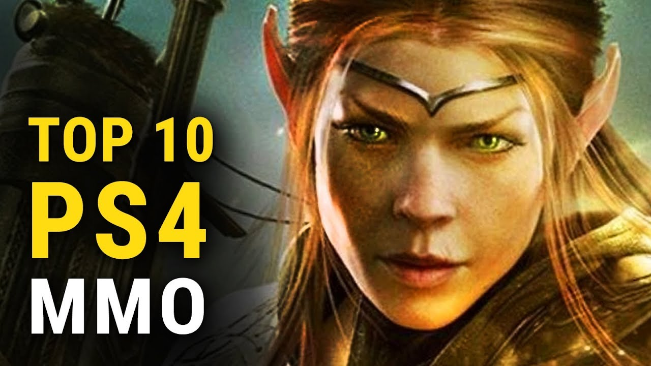 Best Mmo\\\\'S 2020 Top 10 PS4 MMO Games Worth Playing | whatoplay   YouTube